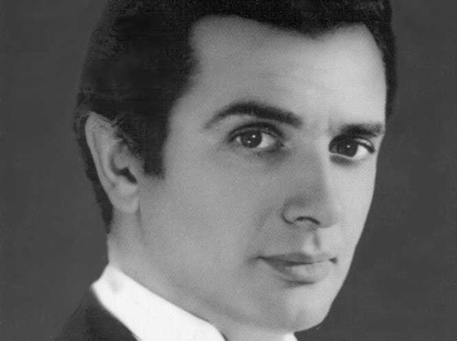 Franco Corelli 1921 - 2003 - Image Copyright OrpheusAndLyra.Com