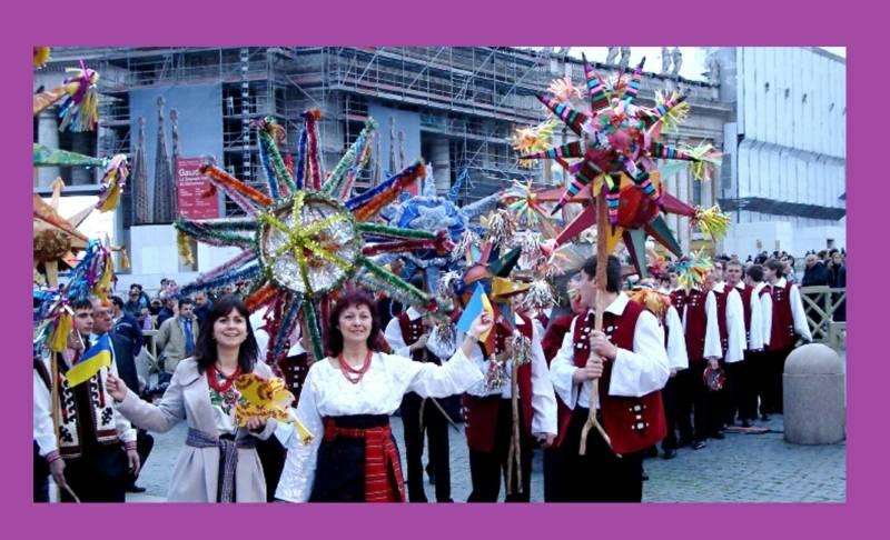 Ukrainian baroque songs and music